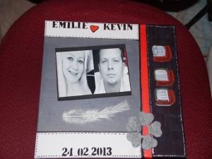 TOILES POUR EMILIE ET KEVIN